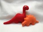 Apatosaurus, Stegosaurus